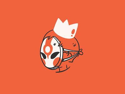 fixgu kitsune digital design branding fun logo illustration personal brand