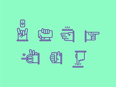 Ícons SmartDoctors digital icon branding illustration vector