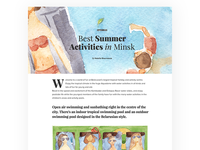 Summer Activities blog article