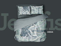 Jellyfish Bed Linen
