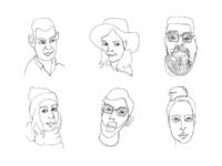 Doodles h