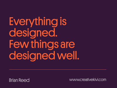 Design Quotes artwork creative deisgn