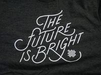 Optimistic shirt is optimistic