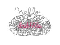Hello Dribbble~!!