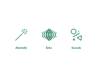 Sound startup icons