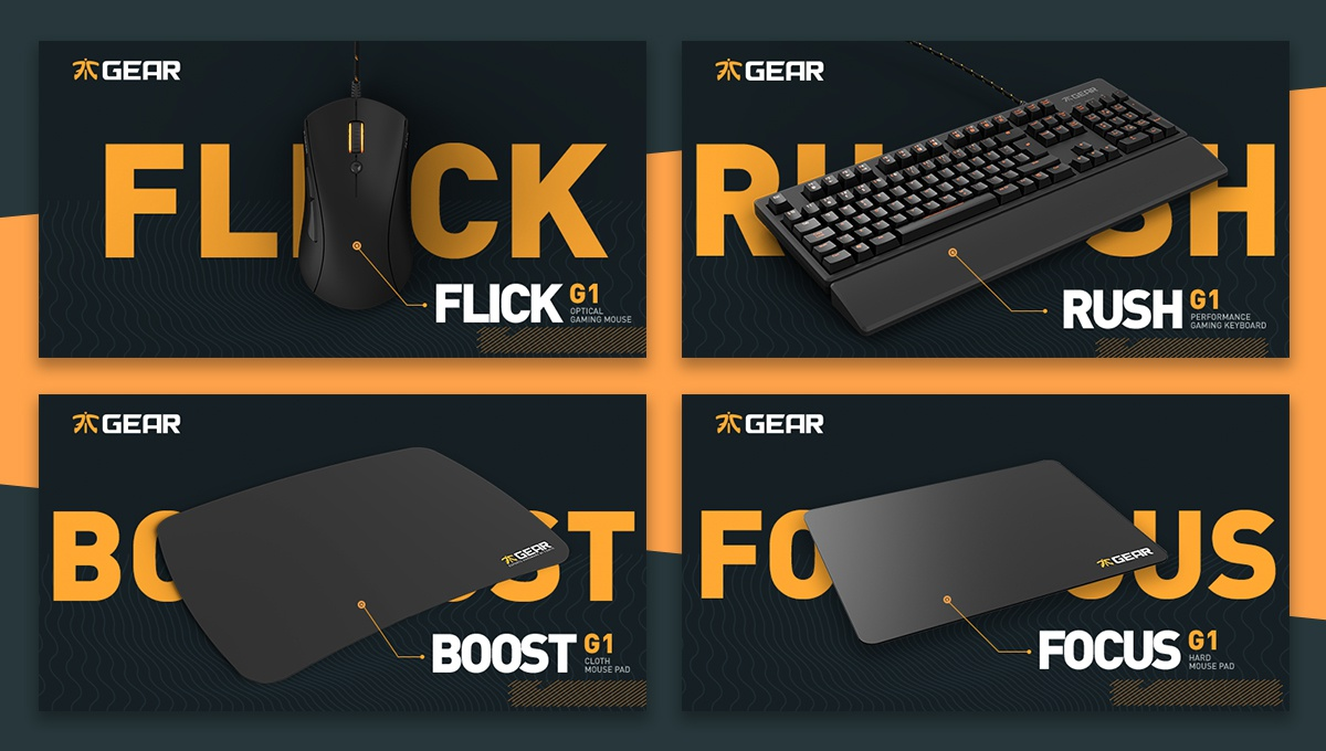 Fnaticgear products