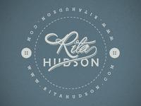 Rita Hudson Branding