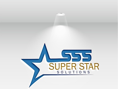 star logo 1 logo branding id card banner typography book design product design web design logodesign illustration