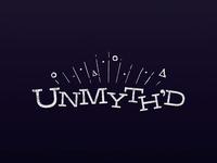 Unmyth'd Logo/Badge