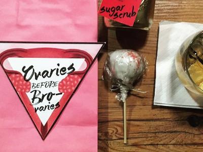 Ovaries before Brovaries