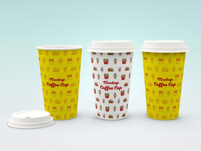 NEW MOVIE COFFEE CUP MOCKUP motion graphics graphic design 3d psd mockup illustration latest psd logo branding vector images animation design mockup cup coffee movie new