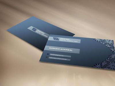 Free Ash Business Card Design vector illustration ui branding animation 3d motion graphics graphic design logo new psd latest design amazing mockup card business ash free
