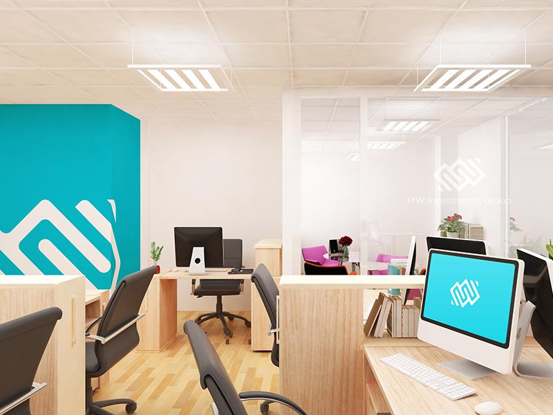 Office Mockup 2.0 by Peter Deltondo - Dribbble
