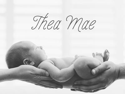 Thea Mae Deltondo