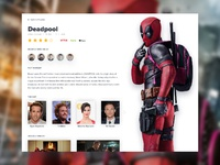 Flixfeed deadpool dribbble peter deltondo attachment contained 2x