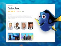 FlixFeed @FindingDory Case Study @DisneyPixar #FindingDory