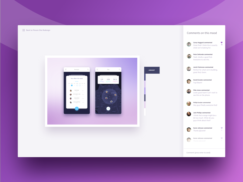 Moodily mood comments peter deltondo mossio dribbble 2x