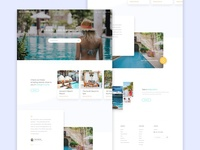 Resort Booking Site