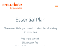 Peter deltondo unfold crowdrise by gofundme essential plan mobile attachment