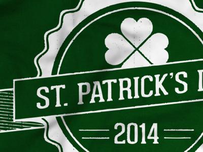 St. Patty's Tee
