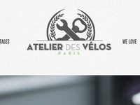 Atelier des vélos Paris