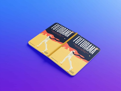 Two Sides Book Cover Mockup typography web icon ux vector logo branding ui psd design