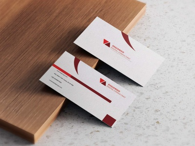 Creative Visiting Business Card Design web designing brand business card visiting card designs card visiting creative psd branding template design