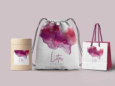 Carry Bag Design Presentation Mockup