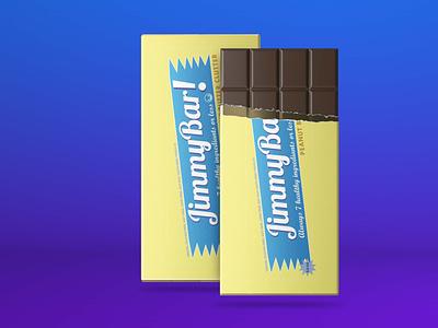 Free Choco Bar Packaging Mockup illustration vector branding psd template design premium new mockup bar choco free