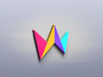 3D Logo Mockup 3d mockup photoshop 2021 best latest business psd template design branding motion graphics graphic design 3d logo logo mockup mockup logo 3d