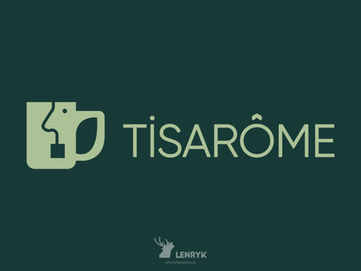 Tisarôme - Logo challenge icon logo weeklywarmup design