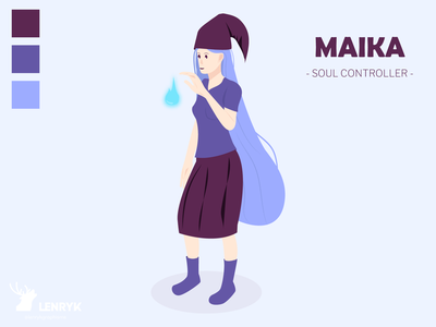Character design challenge illustration weeklywarmup