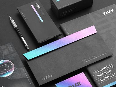 Blck Branding Mockup Kit mockups mockup resume cv resume free cv template cv design cover letter clean highend