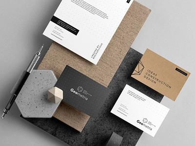 Geometria Branding Mockup Vol. 2 kit mockup clear resume free cv template cv design cover letter clean highend