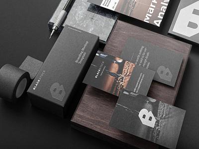 Blackstone Branding Mockup Vol. 1 highend