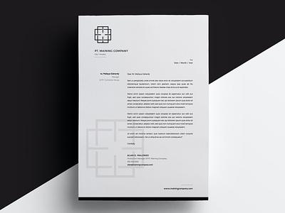 Corporate Letterhead job minimal modern cv letter clean simple resume resume template resume design resume professional modern resume free minimal resume cv template letterhead template corporate letterhead