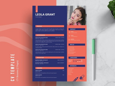 Cv Template resume clean branding popular gradient resume gradient minimal clean simple resume job resume elegant resume modern resume minimal resume professional cover letter cv design cv template cv resume design resume template resume
