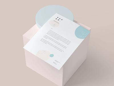 Paper Mockups size letter stationary resume template resume design graphic design 3d animation cv design cover letter resume cv template clean mockup paper