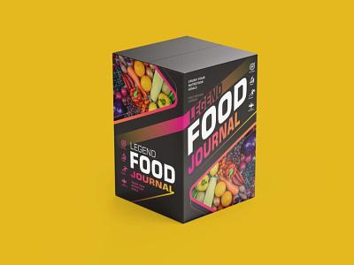 Healthy Gummy Box Mockup design template menu design template designs web psd mockup psd menu design latest 2020 menu illustration design
