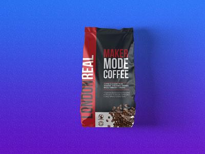 Full Blended Coffee Pouch Mockup ui branding logo web illustration psd design template designs psd mockup design collection mockup pouch coffee blended full
