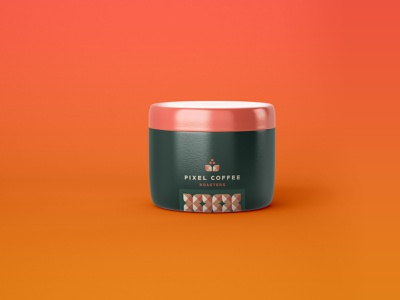 Premium Cosmetic Branding Mockup ui logo web illustration psd design template designs psd mockup design mockup branding cosmetic premium