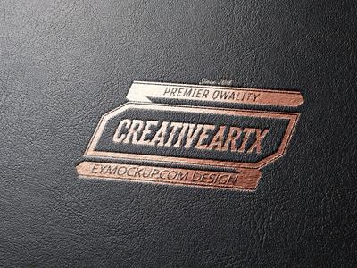 Flat Logo Premium Mockup Bundle typography ux illustration ui vector business branding design