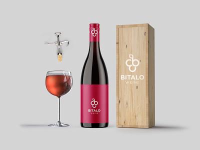 Wine Bottle Packaging Mockup Template best new premium psd label bottle mockup