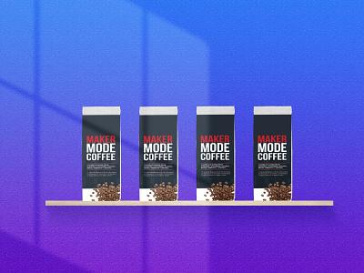 Prime Coffee Branding Mockup psd illustration business design mockup branding coffee prime