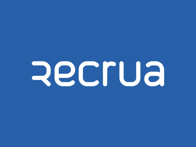 Recrua Logo & Stationary