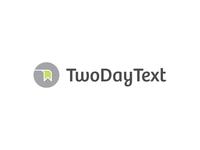 TwoDayText Logo & Stationary