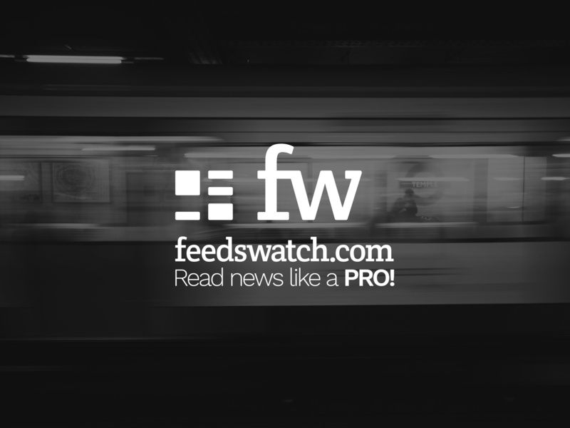 FeedsWatch logo design by Nelo | Dribbble | Dribbble