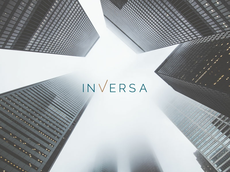 Inversa Logo by Nelo | Dribbble | Dribbble