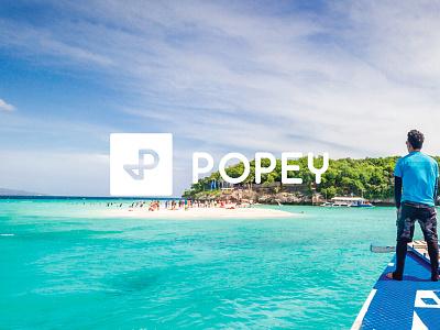 Popey Logo branding nelo logo design logo