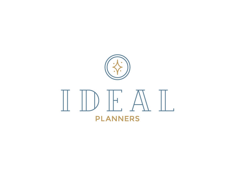 Ideal planners logo 2